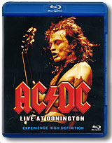 AC/DC: Live At Donington (Blu-ray) rainbow rainbow monsters of rock live at donington 1980 cd dvd