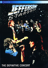 Jefferson Starship - The Definitive Concert jefferson airplane jefferson airplane the woodstock experience 2 cd