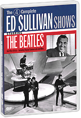 The 4 Complete Ed Sullivan Shows Starring The Beatles (2 DVD)