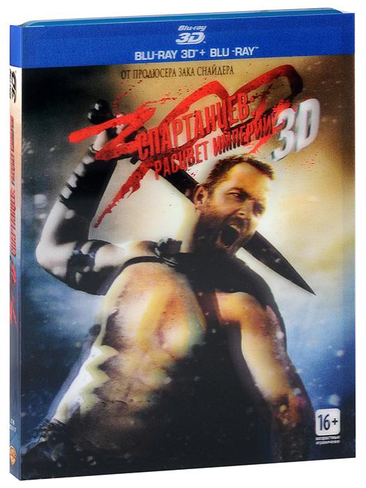 300 спартанцев: Расцвет империи 3D и 2D (2 Blu-ray)