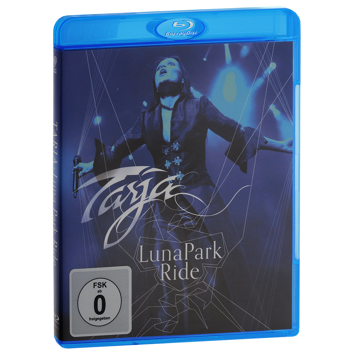 Tarja: Luna Park Ride (Blu-ray) caesar s last breath