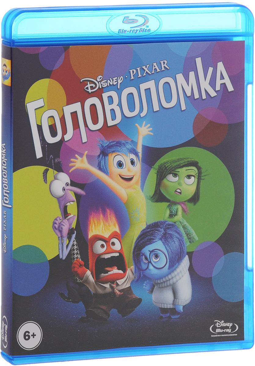 Головоломка (2 Blu-ray)