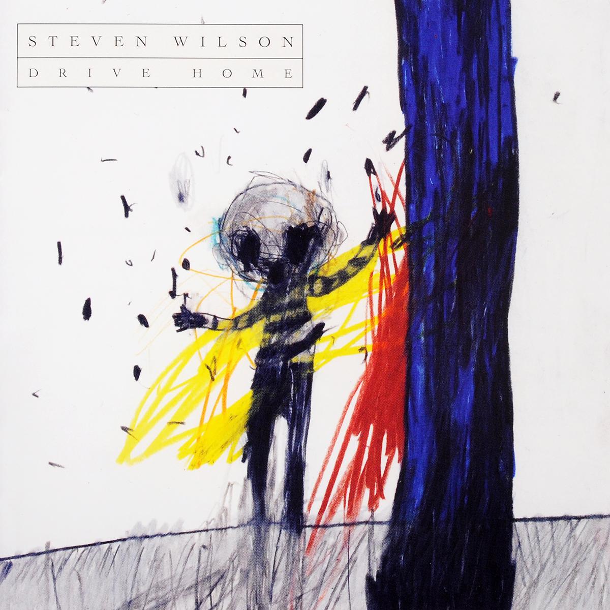 купить Steven Wilson: Drive Home (DVD + CD) по цене 1919 рублей