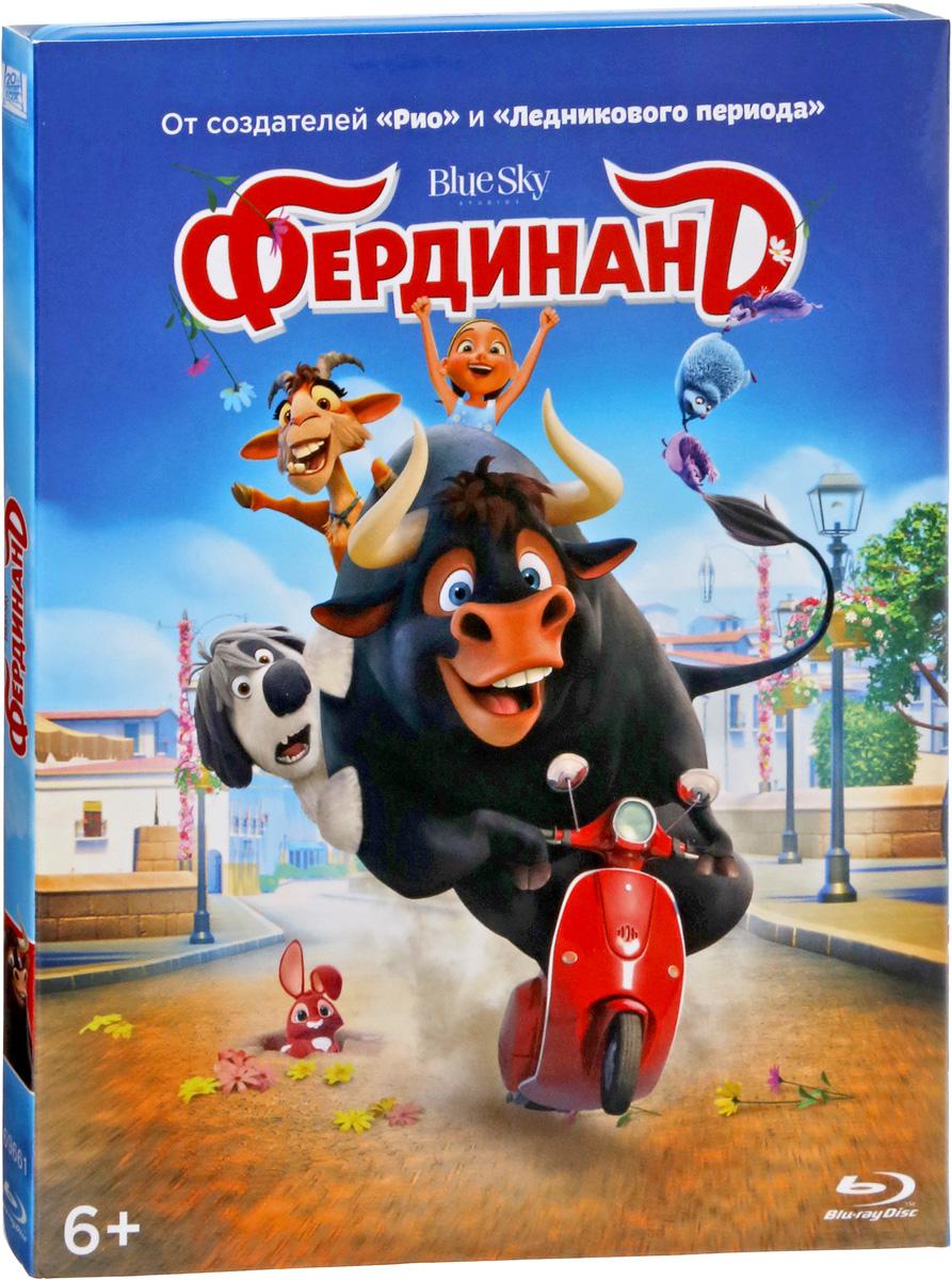 Фердинанд (Blu-ray) / Ferdinand