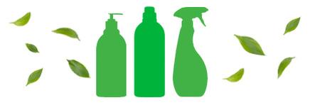 Жидкие средства: спреи и дозаторы