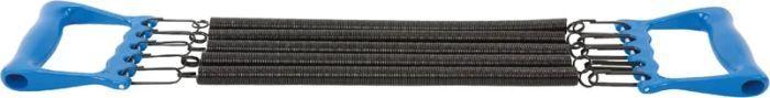 Эспандер плечевой Iron People IR97701, 5 пружин, черный