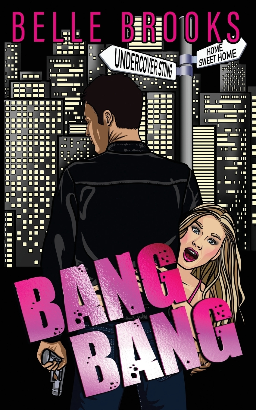 Belle Brooks Bang Bang claire lowdon left of the bang