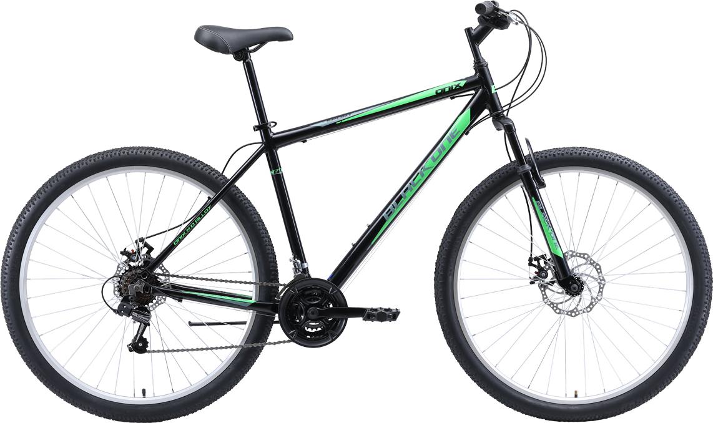 BLACK ONE Onix 29 D Alloy 2020 22 чёрный/серый/зелёный