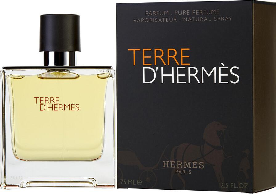 Hermes Terre DHermes Parfum мужской 75 мл