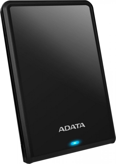 Портативный внешний жесткий диск ADATA HV620S 1TB black, AHV620S-1TU31-CBK