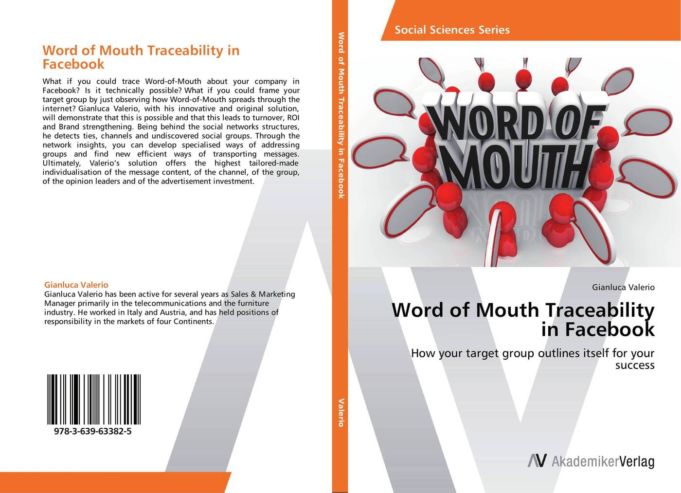 Gianluca Valerio Word of Mouth Traceability in Facebook lennon j skywriting by word of mouth
