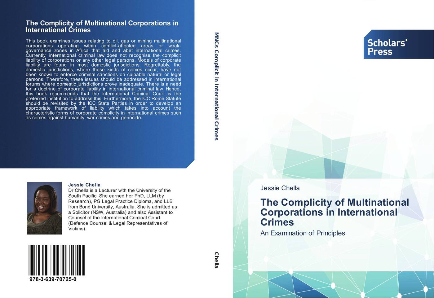 Jessie Chella The Complicity of Multinational Corporations in International Crimes towards a decade of the international criminal court in africa
