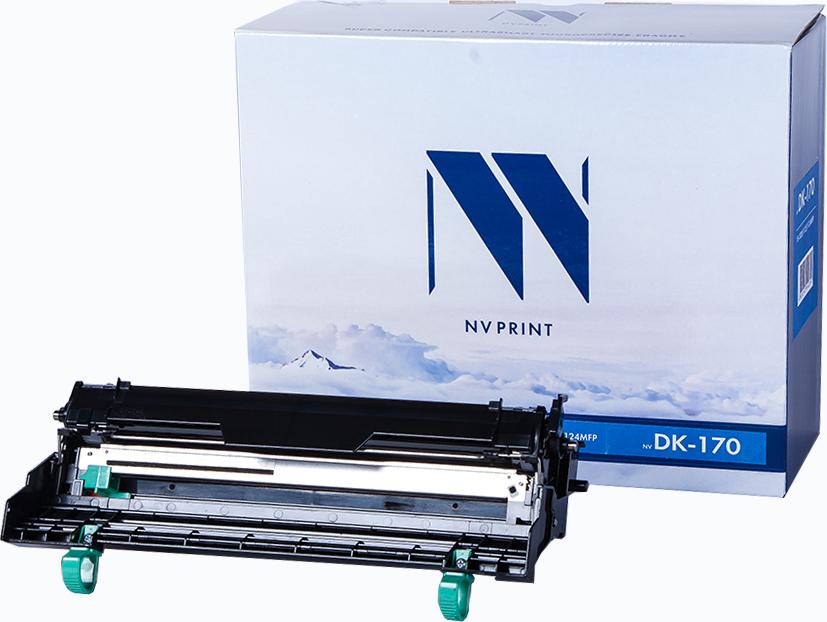 Фотобарабан NV Print DK-170 DU, черный, для лазерного принтера кассета в сборе kyocera ct 1130 для fs 1030mfp 1035mfp 1130mfp 1135mfp ecosys m2030dn pn m2030dn m2530dn m2035dn m2535dn 302mh93041 302mh93040
