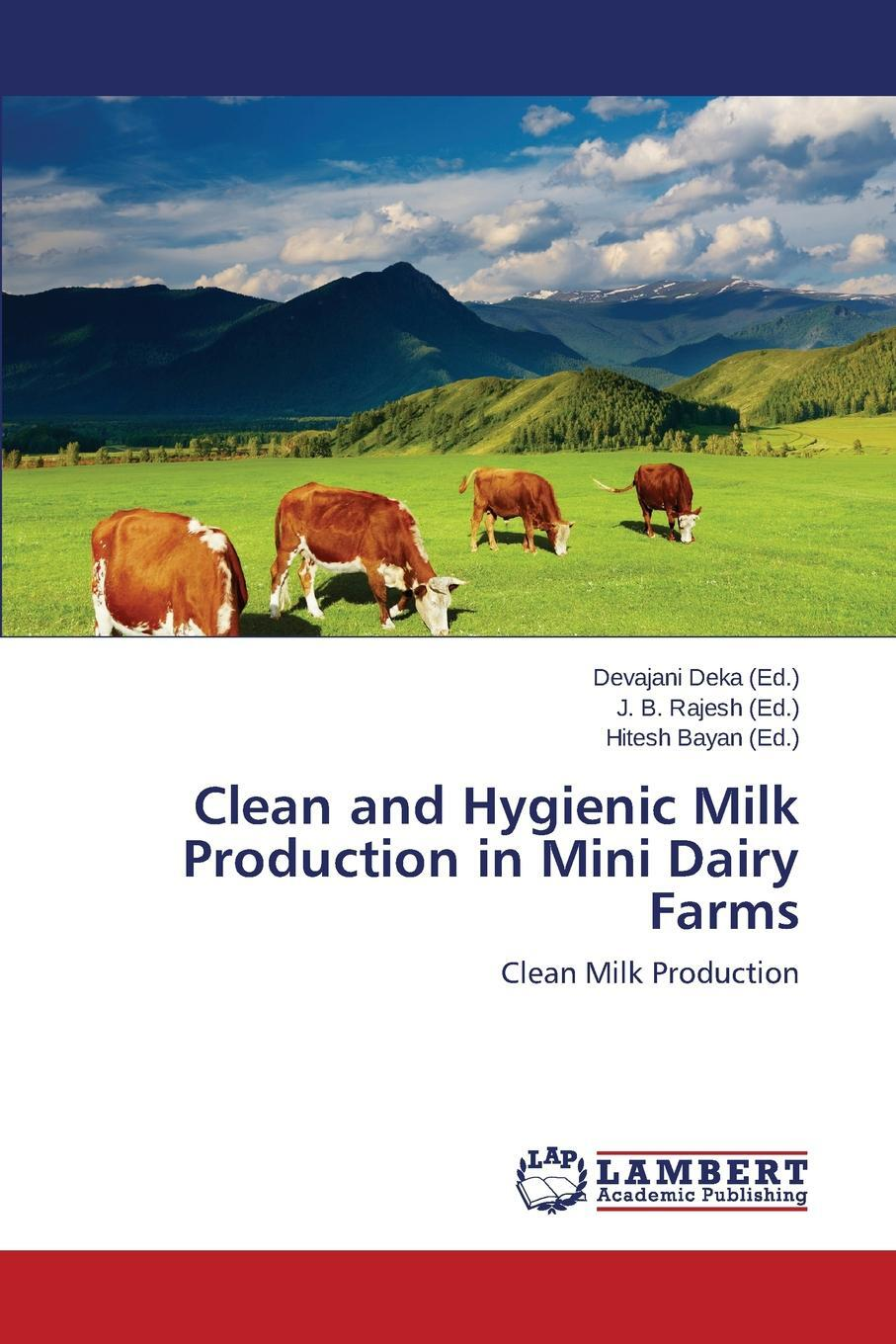 Clean and Hygienic Milk Production in Mini Dairy Farms