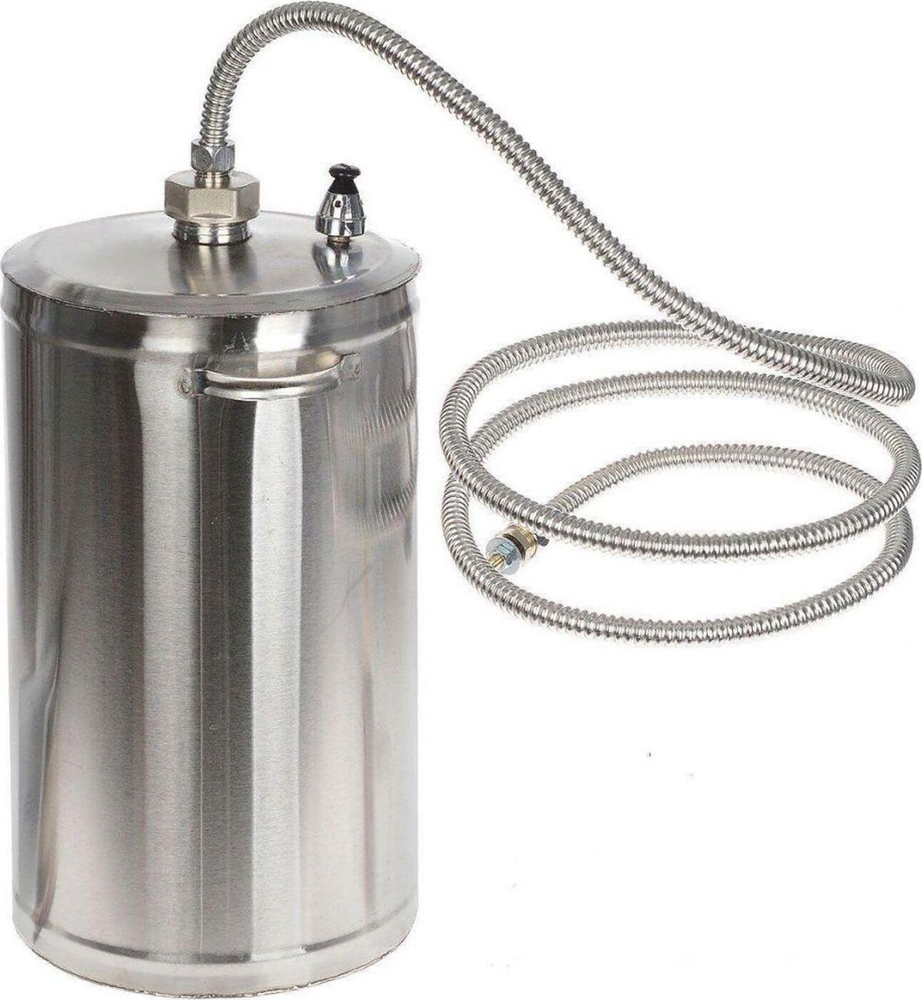 Дистиллятор Первач - Дачно-Деревенский 30Т, домашний 30 л., охладитель, используется без водопровода Первач