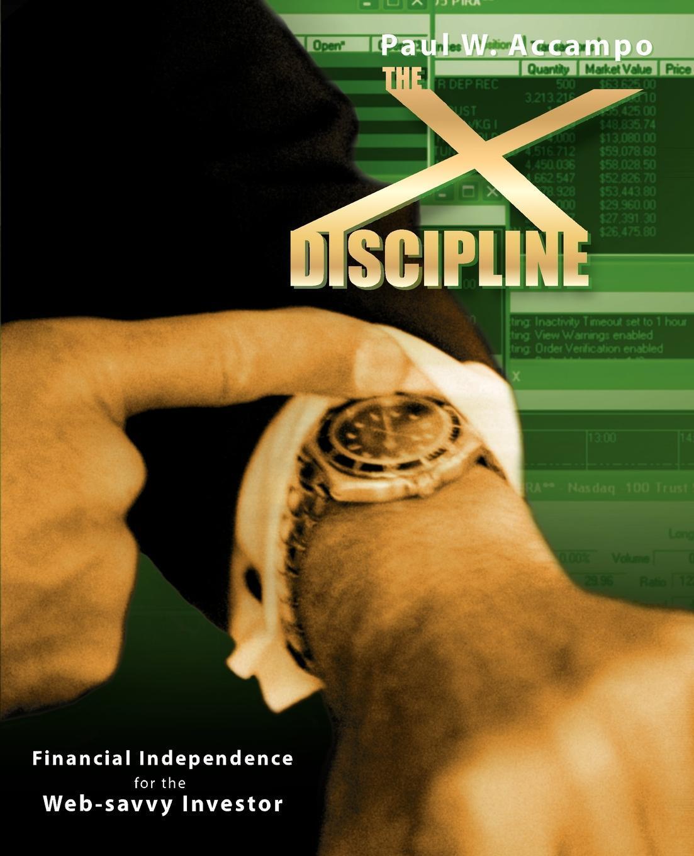 The X-Discipline. Financial  ...