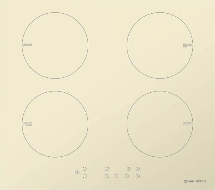 Независимая варочная панель MAUNFELD EVI. 594. BG Maunfeld