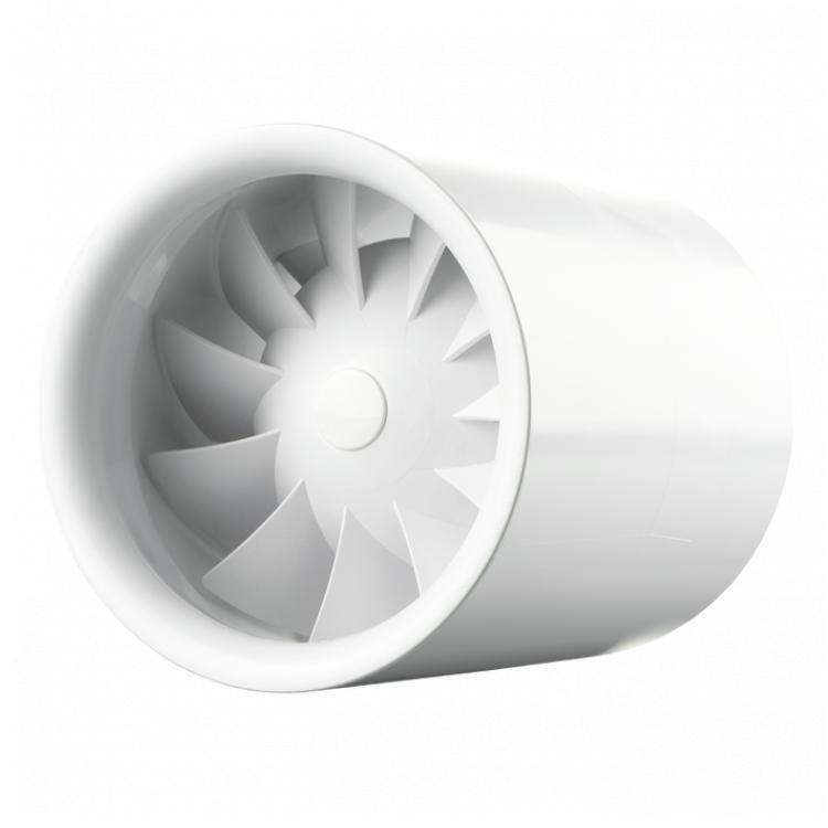 Вытяжка для ванной диаметр 150 мм Vents 150 Quietline Duo Вентилятор Vents Вентс 150 QuietlineDuoоснащен надежным...