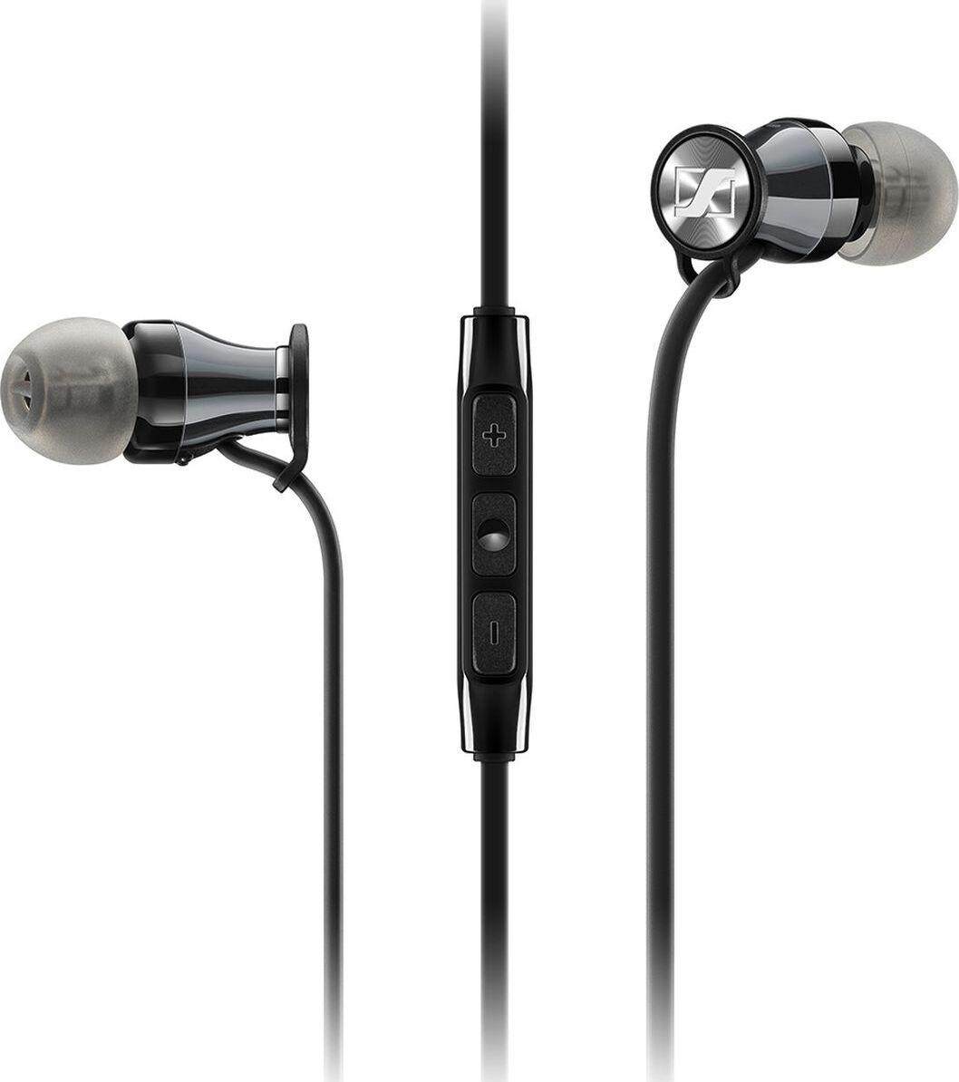 Наушники Sennheiser Momentum In-Ear M2 Iei, черный