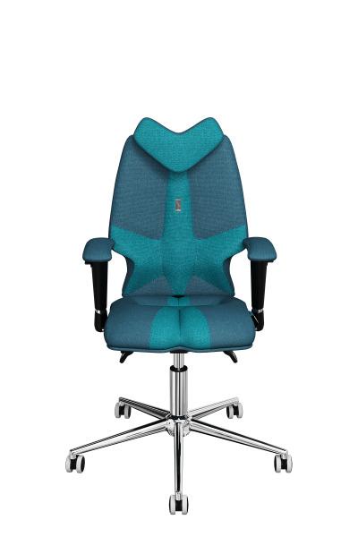Детское компьютерное кресло KULIK SYSTEM FLY Джинс