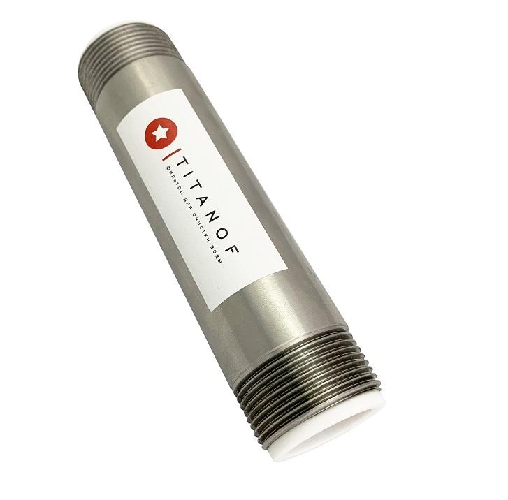 Магнитный преобразователь - активатор от накипи TITANOF МП 6000 (6000 л/час)