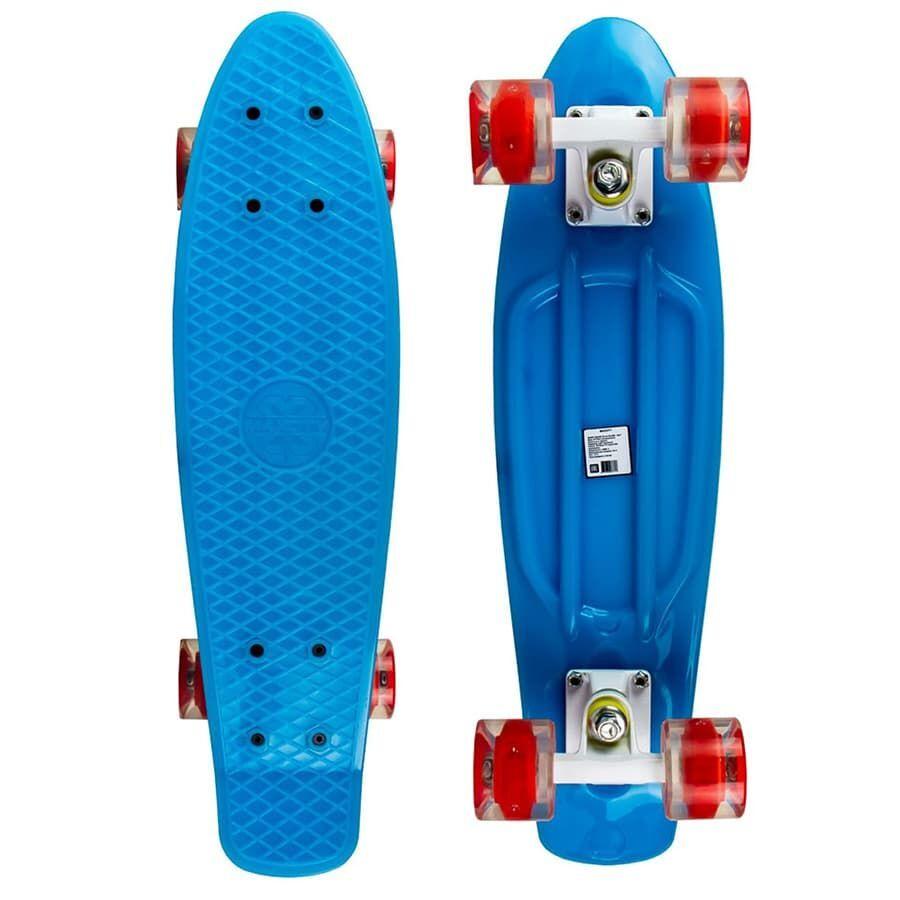 Скейтборд MC Plastic Board GLOSS small