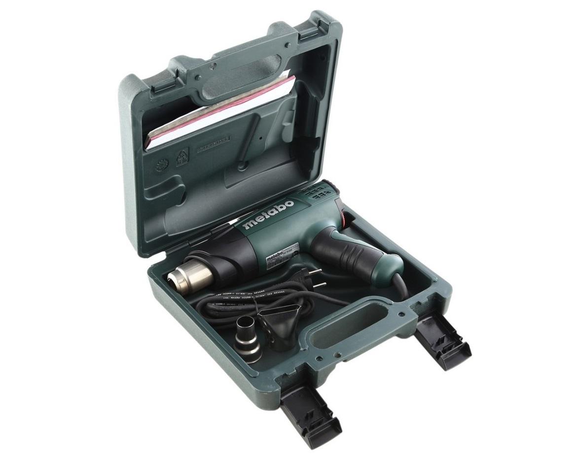 Инструмент  Фен Metabo HE 20-600