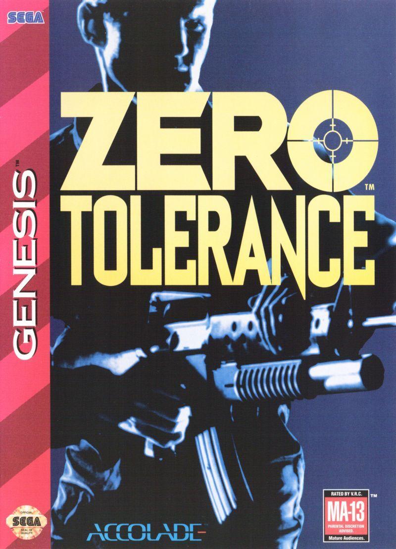 Игра Sega: Zero Tolerance