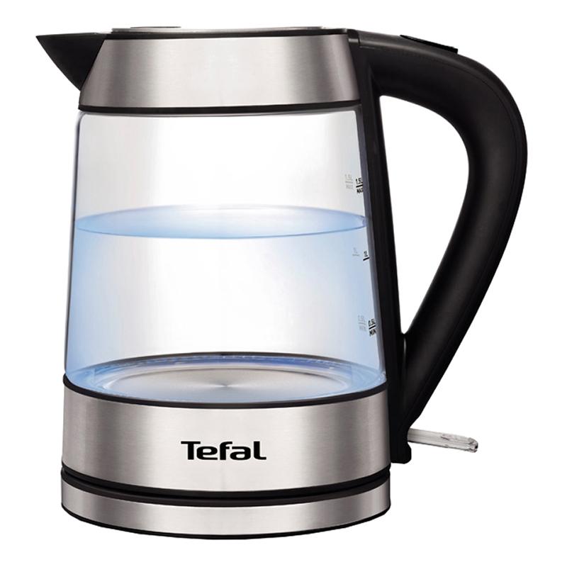 Электрический чайник Tefal KI 730D30 стекло