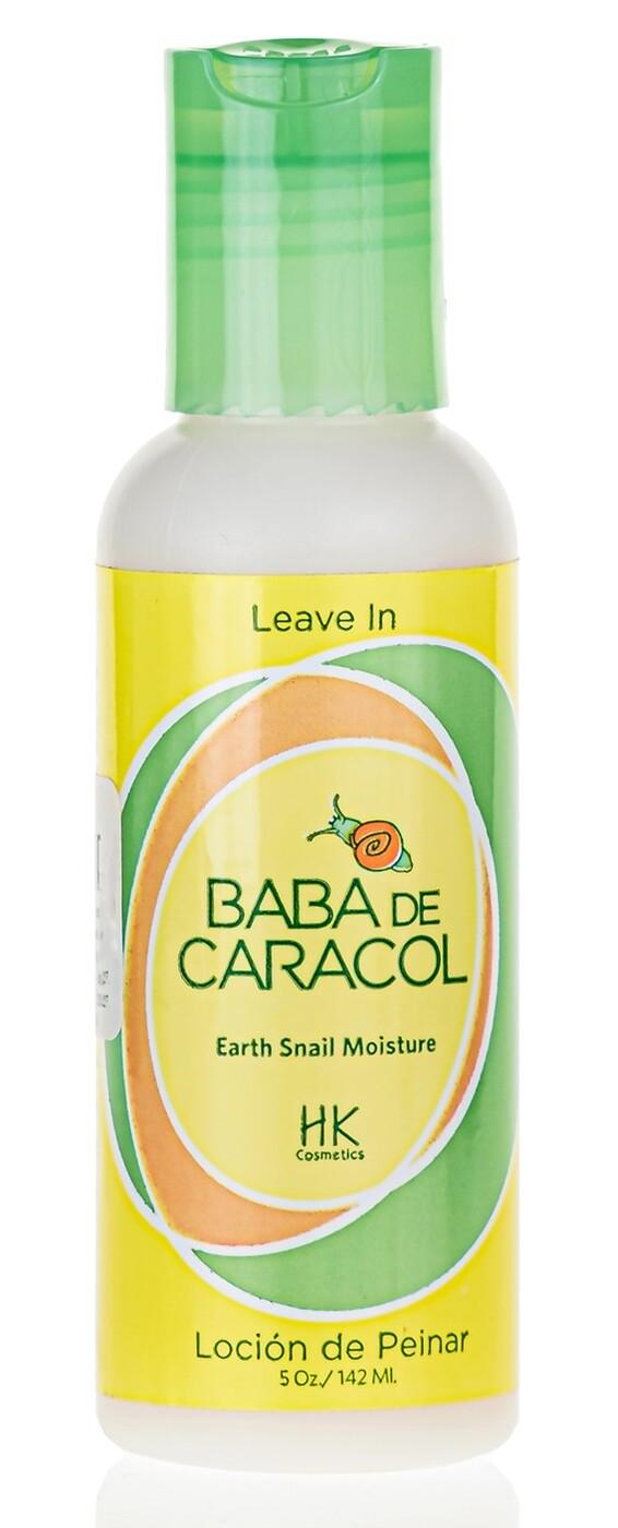 Baba De Caracol Несмываемая сыворотка для волос на основе слизи улитки из Доминиканы, 142 г