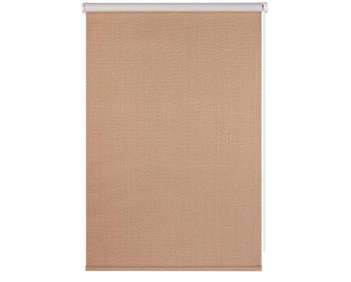 Штора рулонная 80x160 см, цвет коричневый-20242
