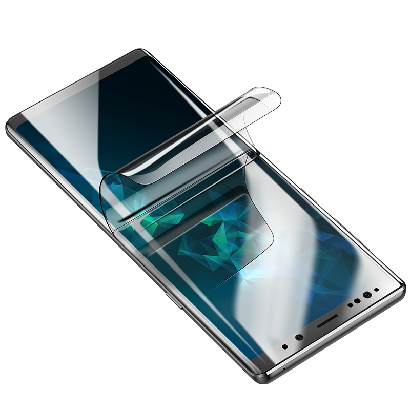 Гидрогелевая защитная плёнка для Huawei Nova 5T