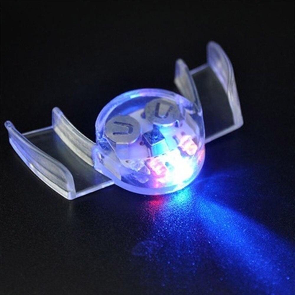Насадка на зубы светящаяся, для вечеринок (брекеты светящиеся)
