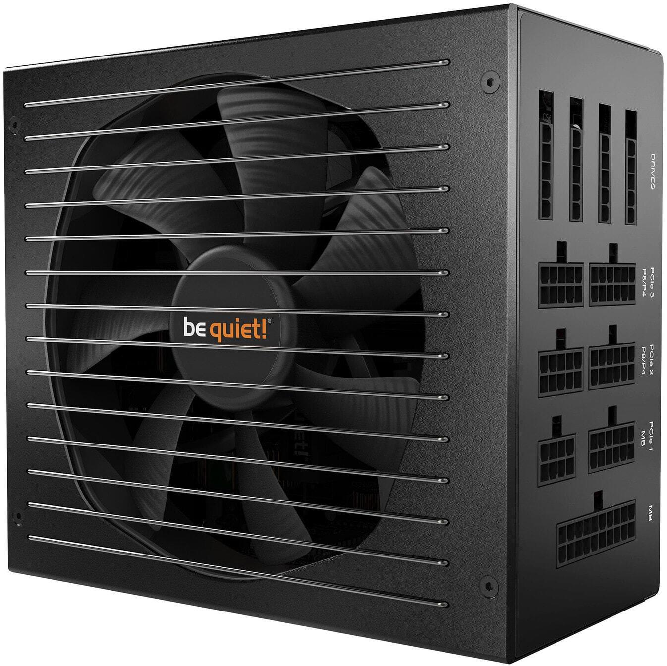 be quiet! Straight Power 11 блок питания 1000 W 20+4 pin ATX ATX Черный BN285