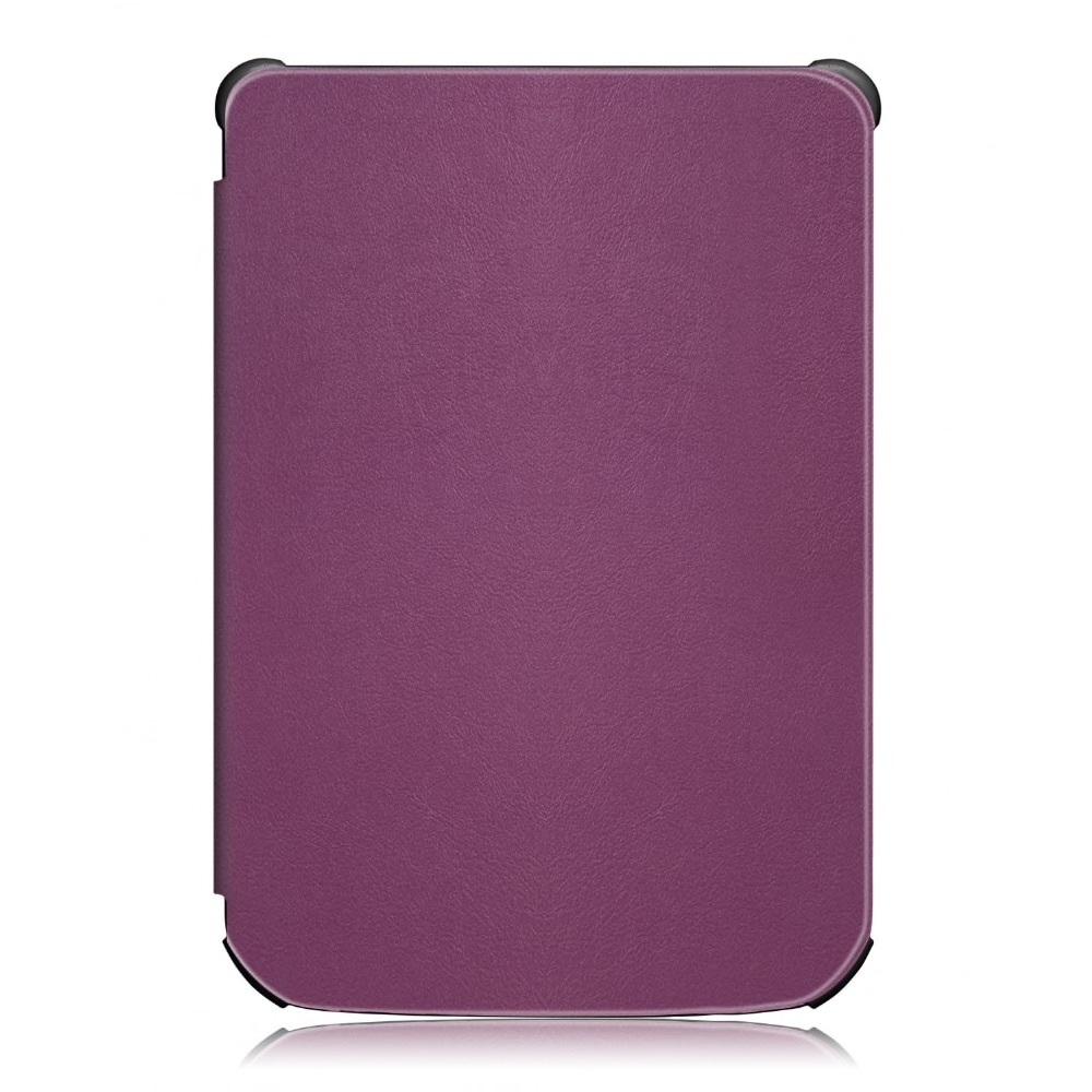 чехол-обложка для электронной книги pocketbook 616/627/632 цвет: фиолетовый