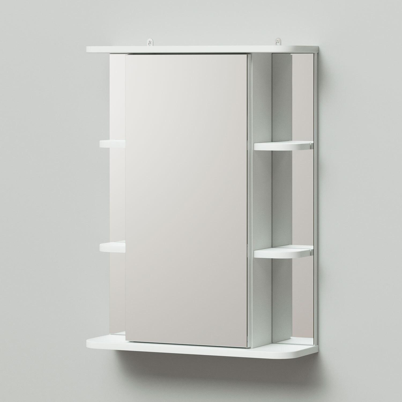 Зеркало-шкаф ИТАНА, 55х17,1х72 см, Уют 55