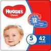 Huggies Подгузники Classic 11-25 кг (размер 5) 42 шт - изображение