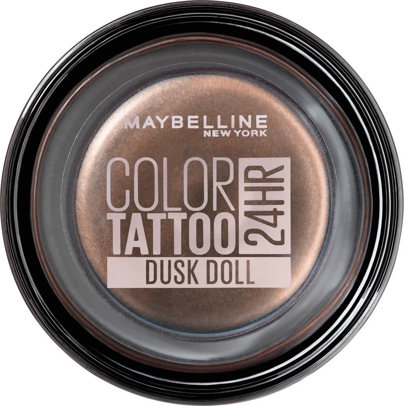 "Maybelline New York Тени для век ""Color Tattoo"" 24 часа, оттенок 240, Изысканный нюд  #1"