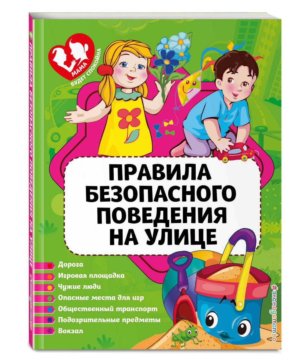 Правила безопасного поведения на улице | Василюк Юлия Сергеевна  #1