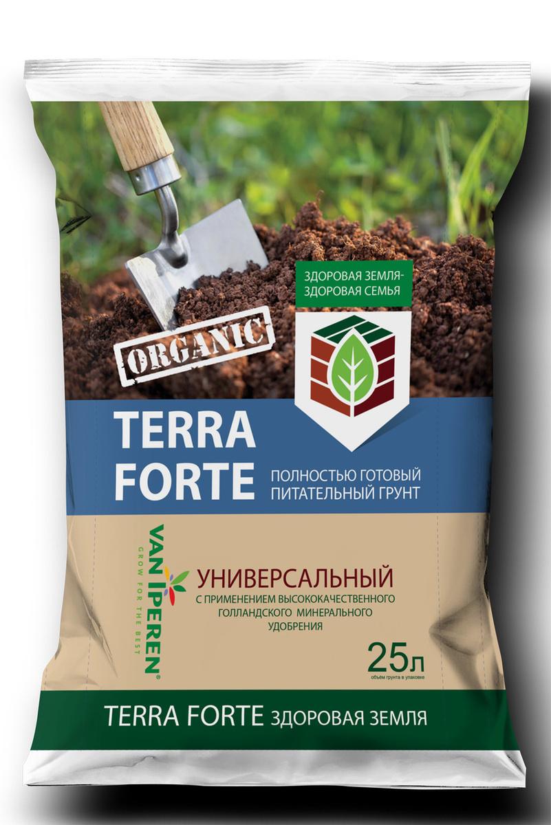 """Питательный грунт """"Terra Forte Здоровая Земля"""" 25 л. #1"""