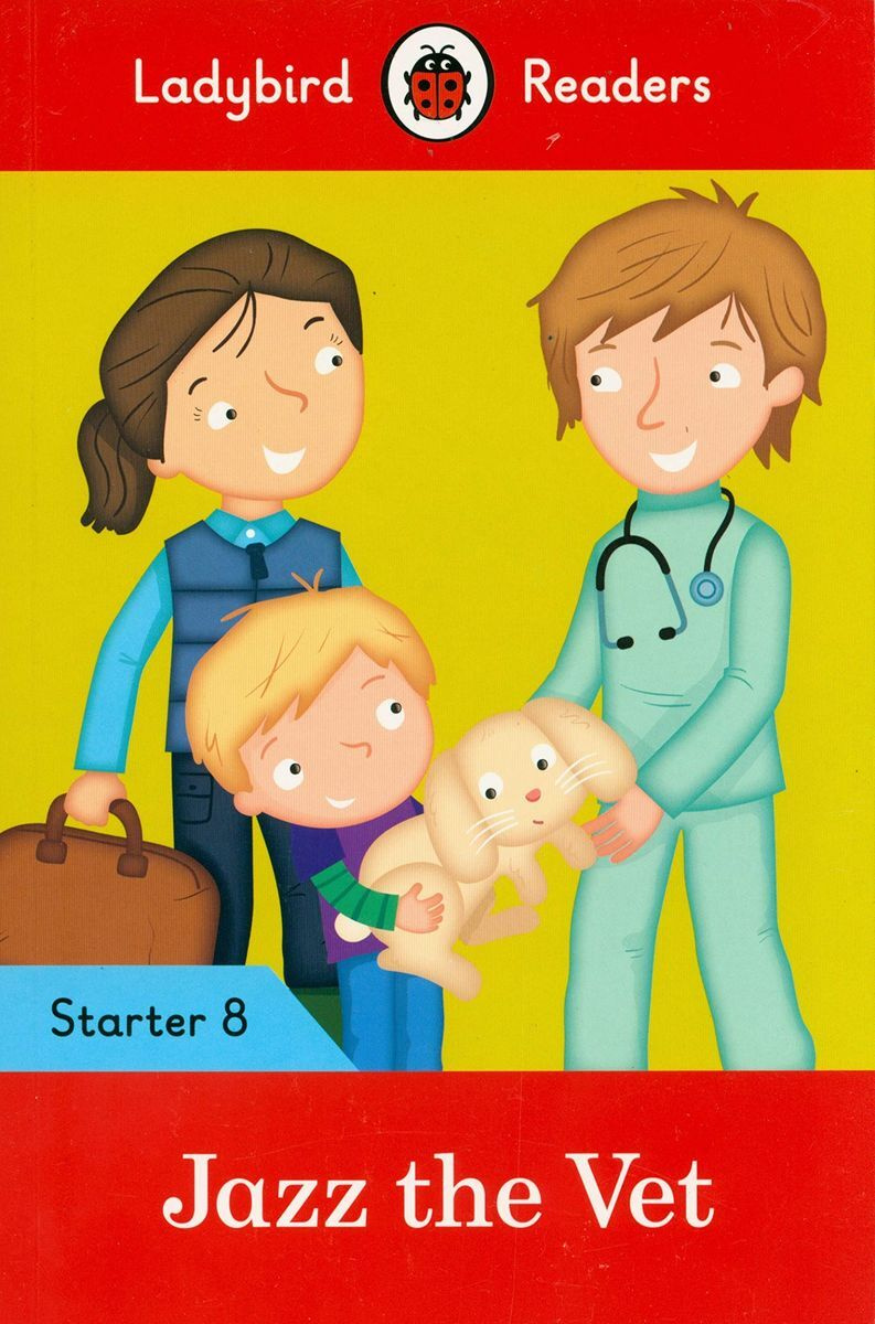 Jazz the Vet - Ladybird Readers Starter Level 8 #1