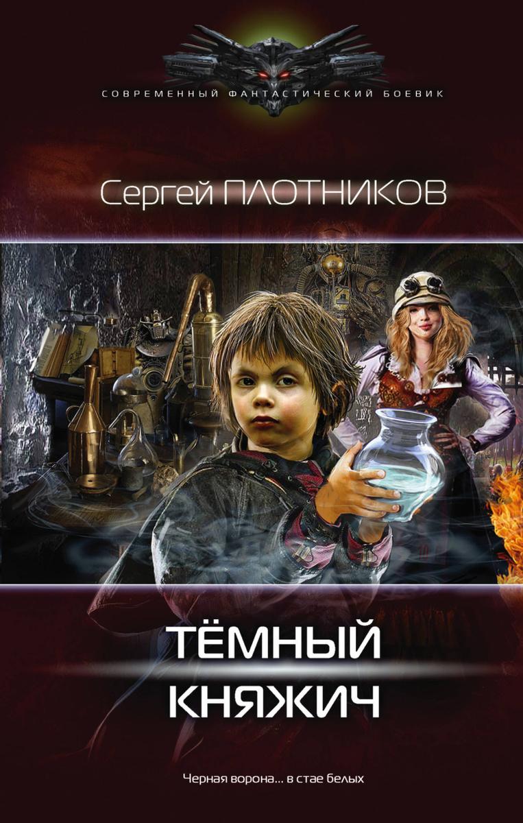 Темный княжич   Плотников Сергей Евгеньевич #1