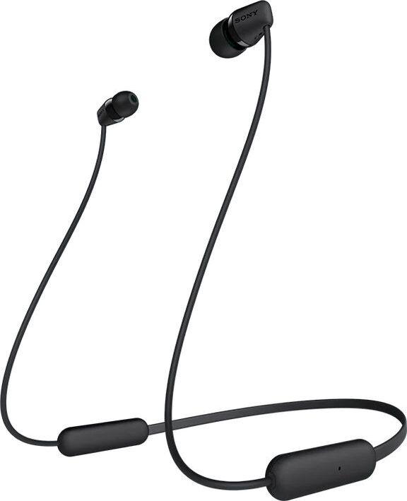 Беспроводные наушники Sony WI-C200, черный #1