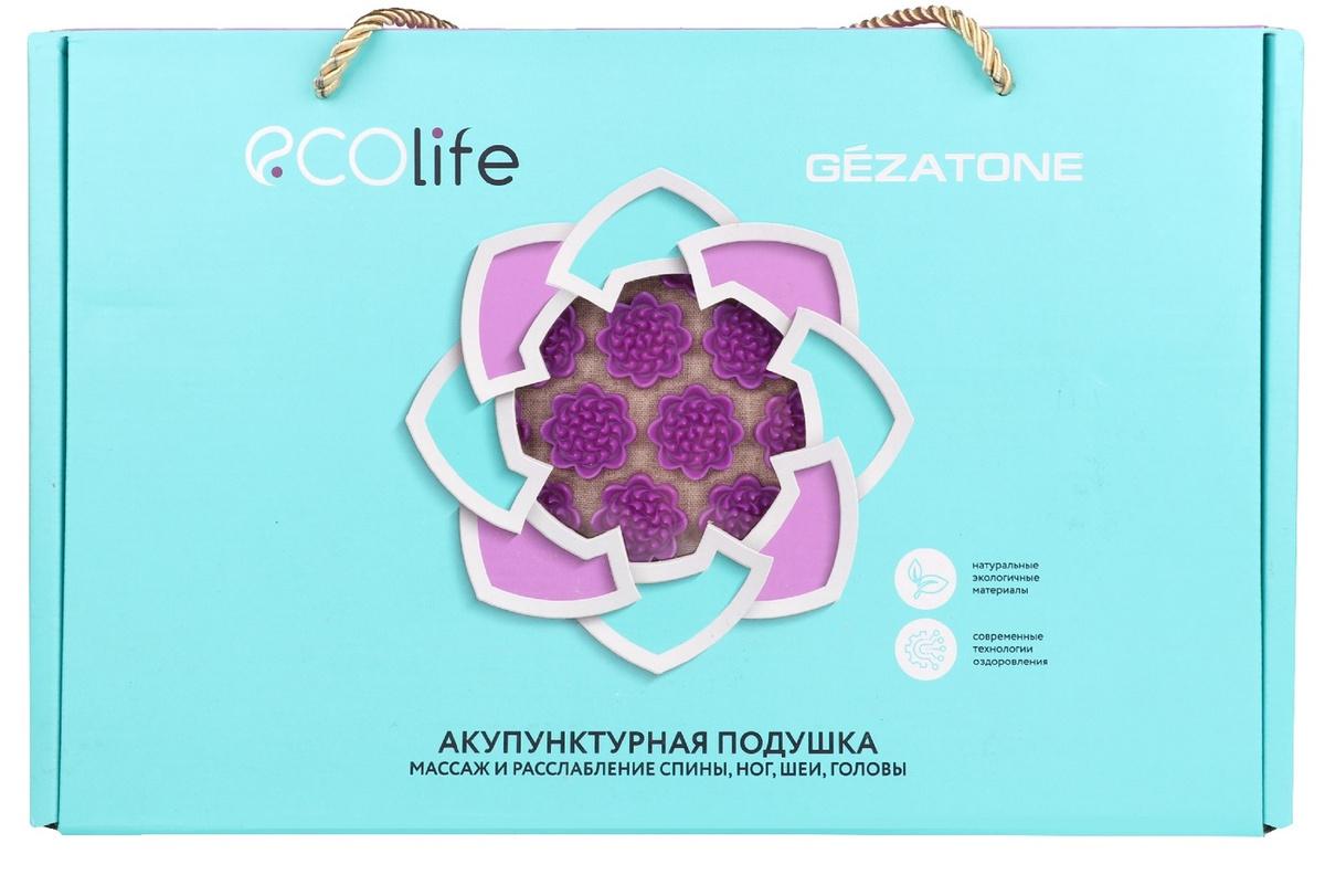 Gezatone Акупунктурный массажный коврик EcoLife #1