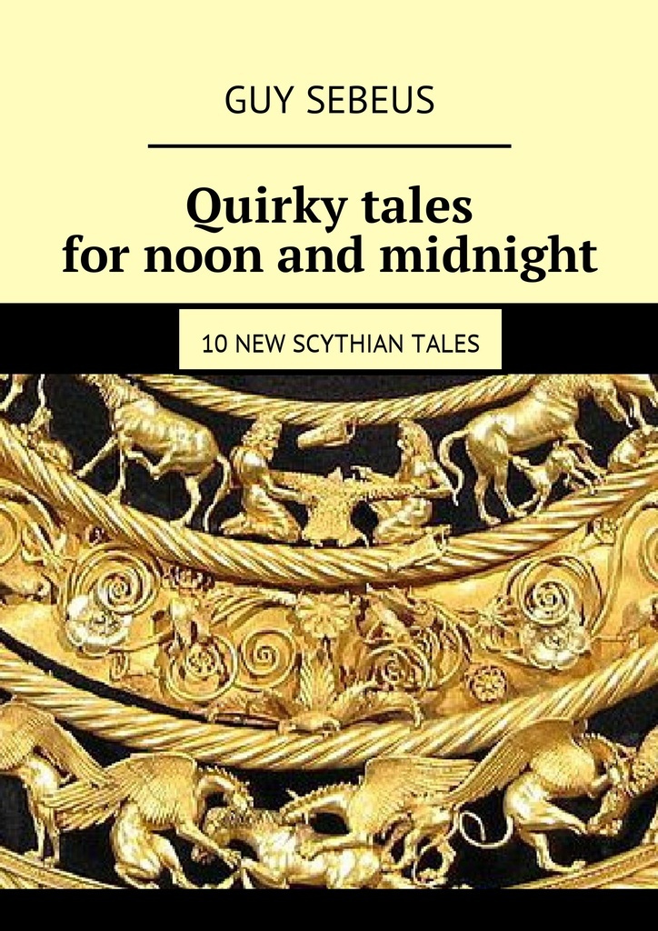 Quirky tales for noon and midnight #1