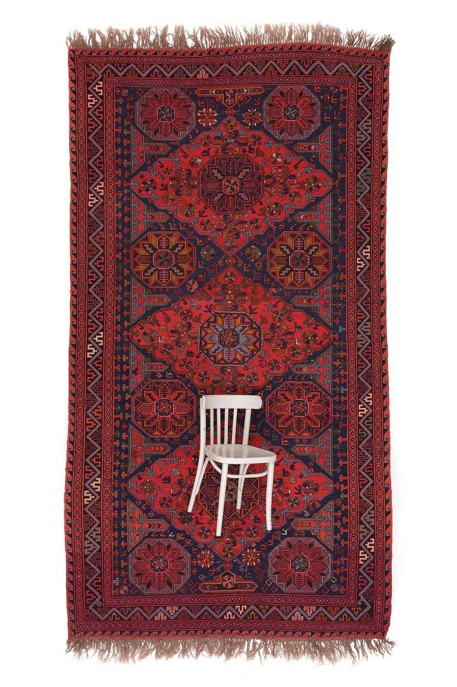 Ковер безворсовой Orazbai Collection Sumack, 2.30х3.75 м #1