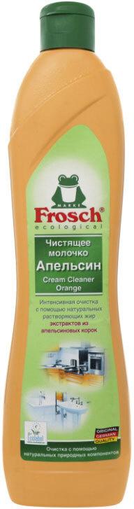 "Чистящее молочко ""Frosch"", с ароматом апельсина, 500 мл #1"