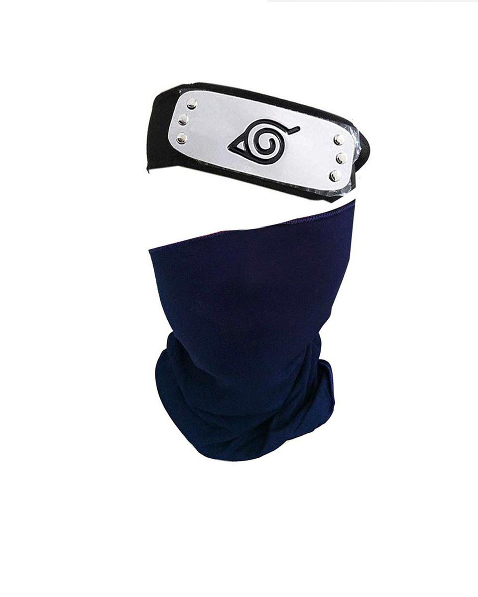 Комплект с повязкой на лицо Naruto #1