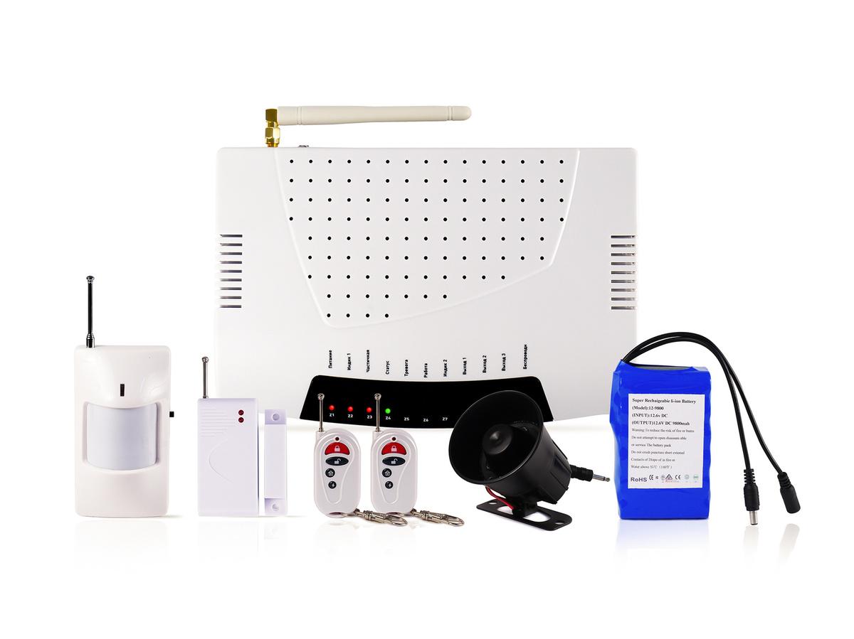 Автономная GSM сигнализация - Страж Sokol-Prof Автоном - сигнализация на gsm модуле / gsm сигнализация #1