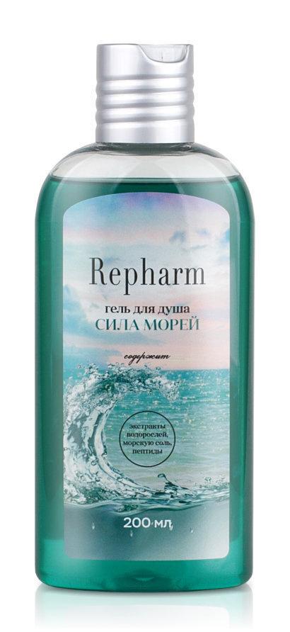 Гель для душа Repharm Сила морей 200 мл #1